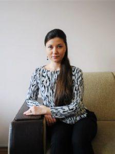 Третьякова (Храмова) Елена Александровна