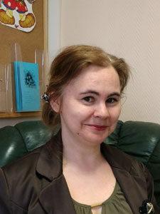 Цветникова Людмила Владимировна